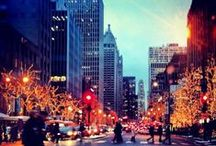 TRAVEL: CHICAGO / Places to visit in Chicago, Illinois! One of my absolute favorite places to travel!