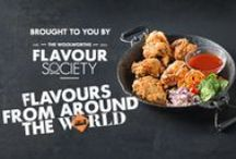 Woolies Flavour Society ♥ / Welcome to our journey through flavour, as we explore the joy of time-honoured classics and the excitement of new tastes and flavoursome combinations. #wwflavoursociety