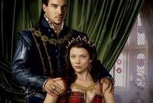 The Tudors (tv show) / by Micheal Capaldi