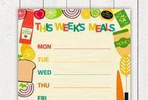 Calendars & Planners | Sam Osborne / My 'Get Organised' collection of planners, calendars and organisers