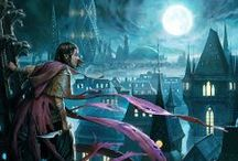 Mistborn (Brandon Sanderson) / Vin is awesome! / by Micheal Capaldi