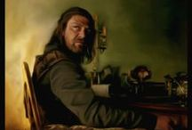 Lord Eddard Stark, First of His Name / The first of his Name, King of the Andals and the Rhoynar and the First Men, Lord of the Seven Kingdoms and Protector of the Realm, Lord of Winterfell and Warden of the North. / by Micheal Capaldi