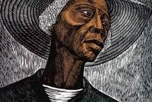 Harlem Renaissance Art / From the Harlem Renaissance time of the 1930's artists and art works