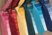 New Year's Resolution #1 / Simplify your tie. Get back to go-to solid neckties that are built to last.