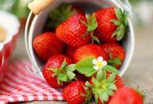 Strawberry Sweet / by Julie Grothaus Boyer