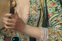 A Portrait of a Lady / Details in Art