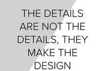 Design Quotes & Thoughts