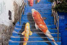 Streetart - literally