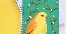 Stationery & cards | Sam Osborne / Notebooks, greetings cards and stationery items from Sam Osborne