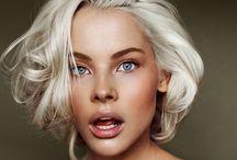 face hair beauty / beauty, make-up, hair, nails!