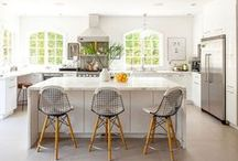 Kitchens / by Stephanie Shore Fisher