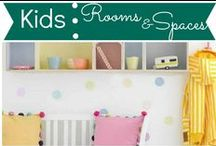 Kids: Craft/Play Rooms / by Mouse House Creations: Hayley Crouse