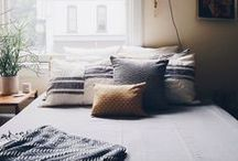 b e d r o o m / Dreamy places to cuddle / by Curiosity-Kills