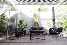 Home | Gardens + Outdoor / home sweet home brought outdoors