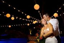 Wedding Lighting / These are photos from weddings and events in the Tampa Bay area, lighting provided by Tampa Lights. www.TampaLights.com / by Tampa Lights