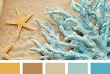 Color Palettes / color inspirations for your creative projects  | color schemes | paint colors