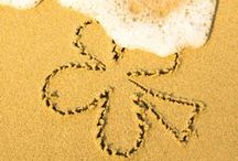 Irish for a Day / St. Patrick's Day Ideas and Inspiration for the Beach Lover