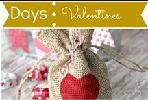 Days: Valentine's / by Mouse House Creations: Hayley Crouse