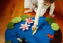 Preschool in April {spring&gardening} / by Ashley A. Blazejak