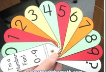 Preschool {numbers & math} / by Ashley A. Blazejak