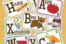 Preschool {literacy} / by Ashley A. Blazejak