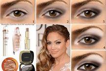 Make up / Make up  / by Lisa Mares