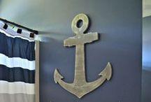 Nautical Decor / Nautical Decor:  Seaside treasures