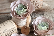 DIY Paper Flowers / Make paper flowers from paper. / by Elli