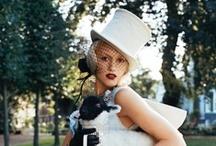 women&hats / by amine re