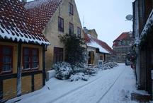 Bøjestræde - Faaborg / Min barndoms gade
