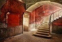 Abandoned Places / by Liz Jones