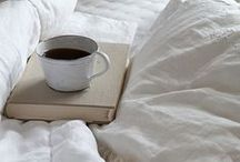 All Things Cozy / Because nothing's better than a warm cup of coffee and soft blanket on a cold day.