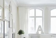 Interior / Spaces and places we love.