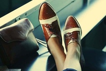 Wear | Feet / Give a girl the right shoes, and she can conquer the world --Marilyn Monroe