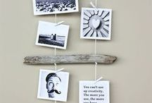 Creative ideas/DIY