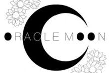 ・ ORACLE MOON ・ / The brain child of Ashe Eve.