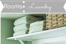 Rooms: Laundry / by Mouse House Creations: Hayley Crouse