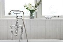 Bathroom Envy / Bathtub bliss and beauty favorites.