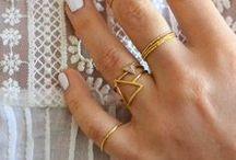 f i n g e r s / accessories : rings / by Curiosity-Kills