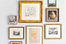 Good Gallery Walls / by Stephanie Shore Fisher