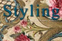 STYLING MAGAZINE NO 5 2014 / Celebrating the Rose / by Styling Magazine by Coty Farquhar