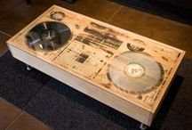 DIY | Records + Vinyl / projects for vinyl too scratched up to rock out to
