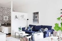 Rental & Small Space Ideas / by Stephanie Shore Fisher