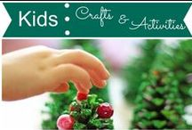 Kids Crafts & Activities / by Mouse House Creations: Hayley Crouse