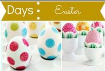 Days: Easter / by Mouse House Creations: Hayley Crouse