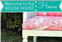 WMH: Home DIY / by Mouse House Creations: Hayley Crouse