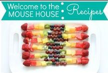 WMH: Recipes / by Mouse House Creations: Hayley Crouse