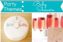 Party Themes: Baby Shower / by Mouse House Creations: Hayley Crouse