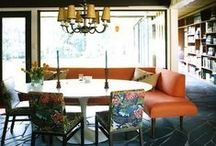 Home | Design + Layout / inspiration to quirk and cozy it up