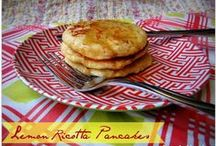 Breakfast Recipes / brekkie foods